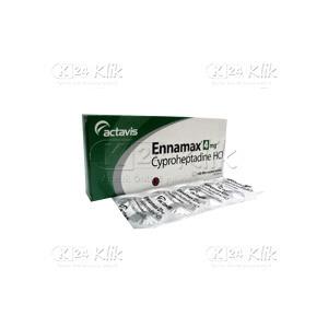 ENNAMAX 4MG TAB