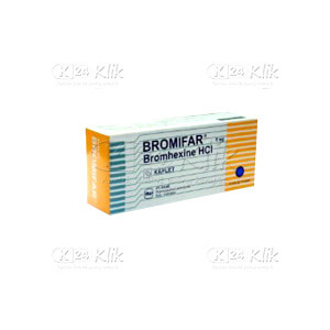 BROMIFAR TAB 100S