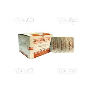 BERTHYCO 500MCG CAP 100S