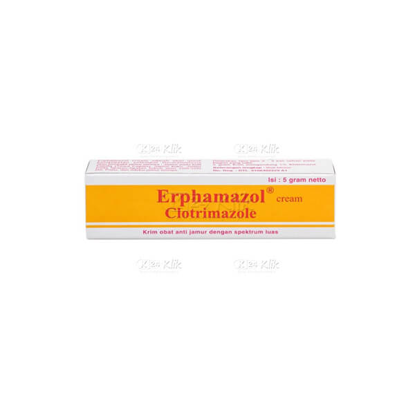 ERPHAMAZOL CR 5G
