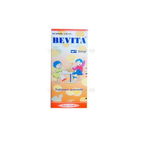 BEVITA SYR 120ML