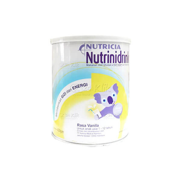 NUTRINI DRINK POWDER VANILA 400G