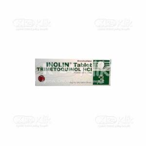 INOLIN 3MG TAB 100S