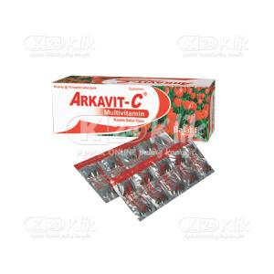 ARKAVIT C TAB 100S