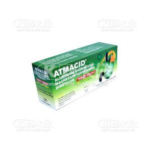 ATMACID CHEW TAB 100S