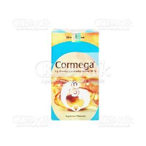 CORMEGA SOFT CAP 30S