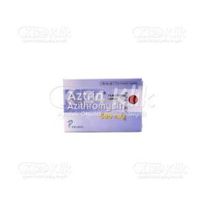 AZTRIN 500MG TAB 6S