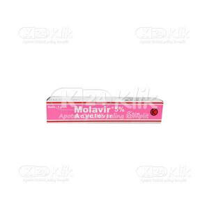 MOLAVIR 5% CR 5G