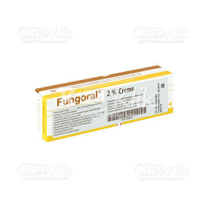 FUNGORAL CR 2% 10G