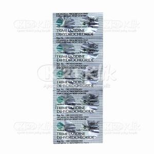 TRIMETAZIDINE DIHCL NOVELL 35MG TAB 30S