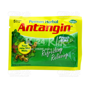 ANTANGIN PERMEN FRESH MINT 15'S