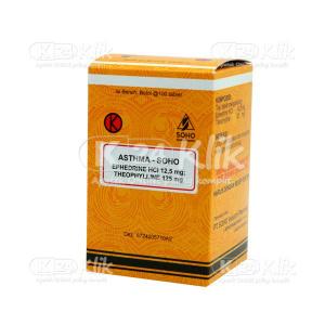 ASTHMA SOHO TAB LOZ