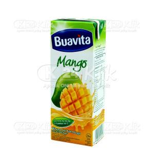 BUAVITA MANGO JUICE 250ML POUCH