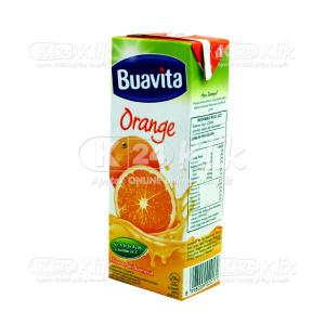 BUAVITA ORANGE JUICE 250ML POUCH