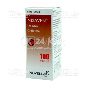 NIXAVEN DS 100MG/5ML 30ML
