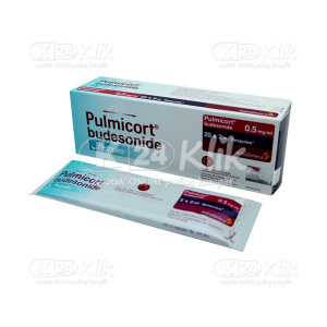 PULMICORT RESP 0,5MG/ML (1MG IN 2ML)