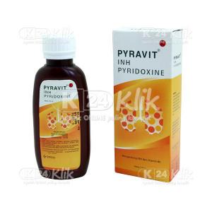 PYRAVIT SYR 110ML