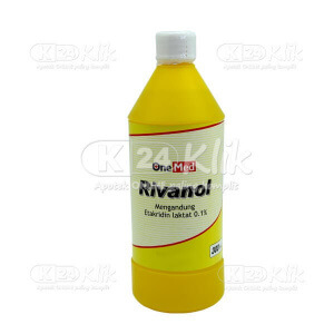 RIVANOL ONE MED 300ML