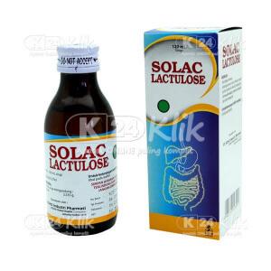 SOLAC SIRUP 120ML