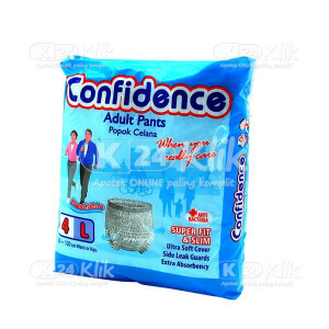 CONFIDENCE ADULT PANTS L4