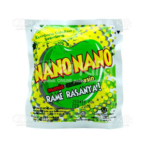 NANO-NANO MANISAN BELIMBING PERMEN 5'S/SACH
