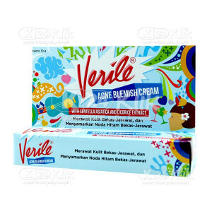 VERILE ACNE BLEMISH CREAM 10G