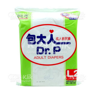 DR.P ADULT DIAPERS L2 BASIC TYPE