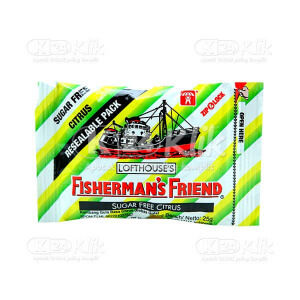FISHERMAN'S SUGAR FREE CITRUS