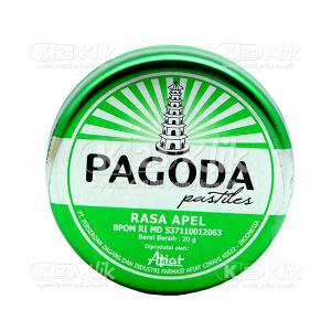 PAGODA PERMEN APEL 20 G