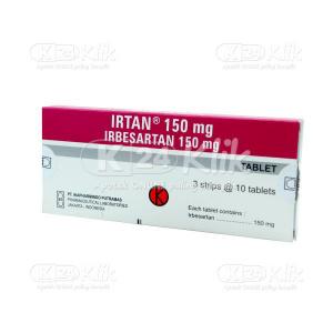 IRTAN 150MG TAB