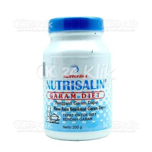 NUTRISALIN GARAM DIET 200G