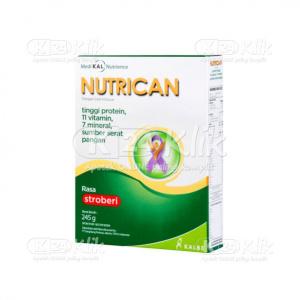 NUTRICAN STRAW 245G