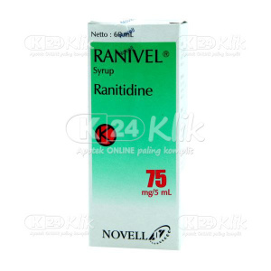 RANIVEL 75MG/5ML 60ML SYR