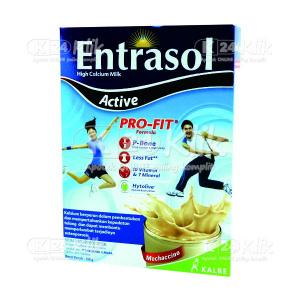 ENTRASOL ACTIVE MOCHACINO 160G