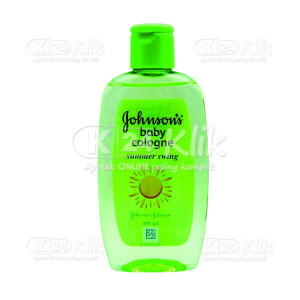 JOHNSON BABY COLOGNE SUMMER SWING 100ML