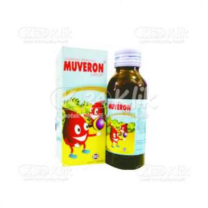 MUVERON SYR 100ML