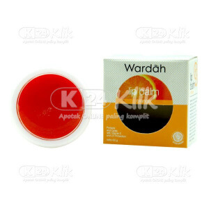 WARDAH LIP BALM ORANGE 6,5G