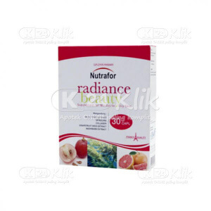 NUTRAFOR RADIANCE BEAUTY CAPL 30S