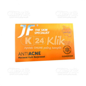 JF SULFUR ACNA CARE 90G