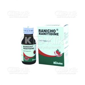 RANICHO SYR 60ML