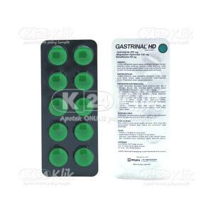GASTRINAL HD TAB