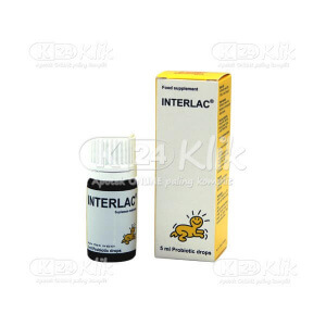 INTERLAC ORAL DROP 5ML