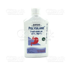 POLYSILANE SYR 180ML