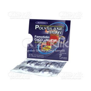 POLYSILANE MAX BLUBERRY