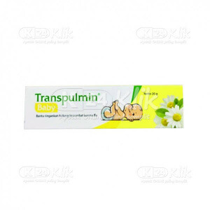 TRANSPULMIN BABY BALSAM 20G