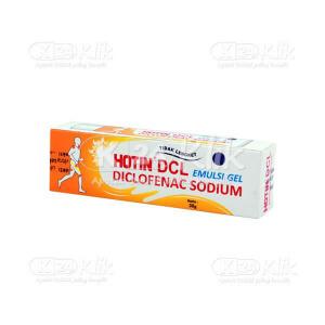 HOTIN DCL EMULGEL 30GR