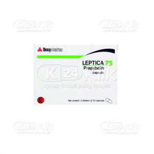 LEPTICA 75 CAP 30S