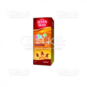 SEVEN SEAS KIDS SYR 100ML