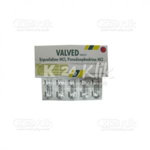 VALVED TAB 100S