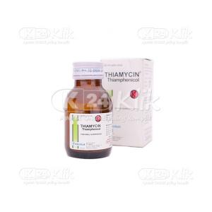 THIAMYCIN 125MG/5ML D SYR 60ML
